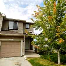 Rental info for 1916 118 St Sw in the Callaghan area