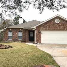 Rental info for 2622 Eagle Nest Ln in the George Bush Intercontinental Airport area