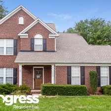 Rental info for 2454 Saguaro Ln in the Kannapolis area