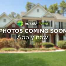 Rental info for 10415 Sparrow Springs Ln in the Wildwood area