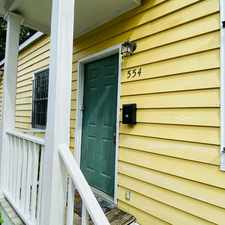 Rental info for 554 E Macon St in the Downtown area
