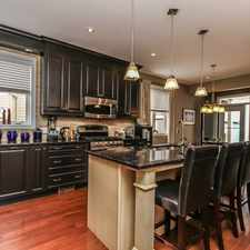 Rental info for 258 Helm Cir in the Kanata South area