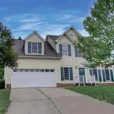 Rental info for 2607 Pimpernel Rd in the Newell area