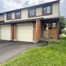Rental info for 1608 Hoskins Cres in the Orleans area