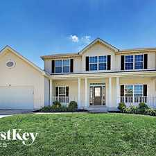 Rental info for 74 Huckleberry Ct in the O'Fallon area