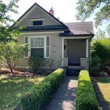 Rental info for 1621 West Hays Street in the North End area