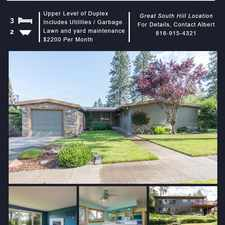 Rental info for 3815 East 17th Avenue in the Lincoln Heights area