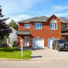 Rental info for 4582 Ogilvie Walk Crescent in the Beacon Hill-cyrville area