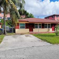 Rental info for 535 NW 18th St - Unit A in the South Middle River area
