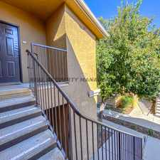 Rental info for 2 bed 2 bath condo in Roseville in the Harding area