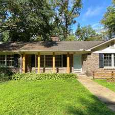 Rental info for Wonderful 4 Bedroom Home in Mountain Brook! in the Mountain Brook area
