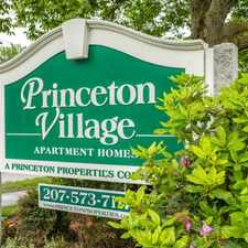 Rental info for Princeton Village in the Portland area