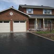 Rental info for 6 Curran Street in the Kanata North area