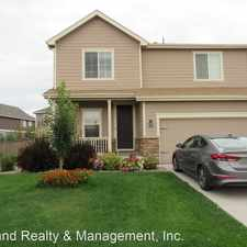 Rental info for 1437 Grant Way in the Longmont area