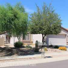 Rental info for 5570 W Painted Cliff Drive in the Marana area