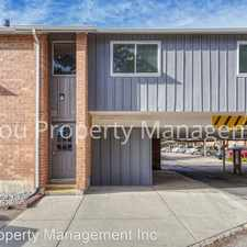 Rental info for 1625 N. Murray Blvd # 231 in the Rustic Hills area