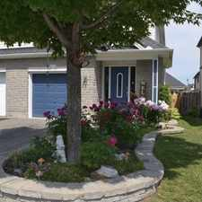 Rental info for 252 Tewsley Drive in the Gloucester-south Nepean area