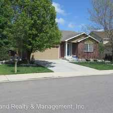 Rental info for 14597 Gaylord St in the Northglenn area
