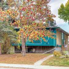 Rental info for 8507 34 Avenue Northwest #upper in the Silver Springs area
