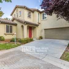 Rental info for 14 Pompano Place in the Natomas Creek area