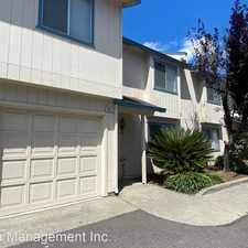 Rental info for 482 Sunset Bl #D in the Burbank area