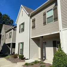 Rental info for 216 Massee Circle in the Oxford area