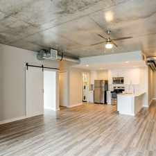 Rental info for 55 West in the Central Business District area