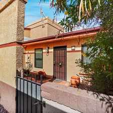 Rental info for Great Townhome, 2 bdrm/2 bath, plus a Den in the Miramonte area
