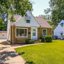 Rental info for 6987 Greenleaf Ave in the Parma Heights area