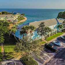Rental info for 5202 Beach Drive Southeast #B in the Coquina Key area