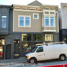 Rental info for 3079 Sacramento Street in the Lower Pacific Heights area