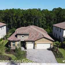 Rental info for 8486 Adalina Place in the Lake Nona area