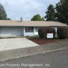 Rental info for 343 Kanuku Street SE in the South Gateway area