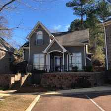 Rental info for 122 Falls Grove Drive in the Oxford area