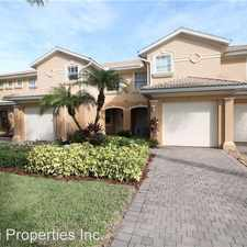 Rental info for 9802 Foxhall Way # 3 in the Estero area