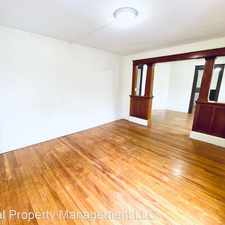 Rental info for 75 Washington St. Apartment 4 in the Augusta area