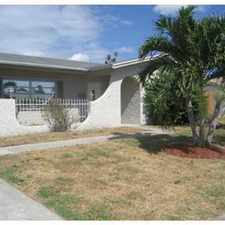 Rental info for Great rental home in desireable Coconut Creek in the 33066 area