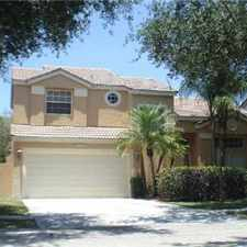 Rental info for gorgeous embassy lakes in cooper city!!!!! in the Cooper City area