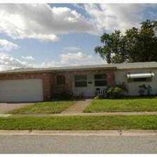 Rental info for spacious corner rental in Margate in the Coral Springs area