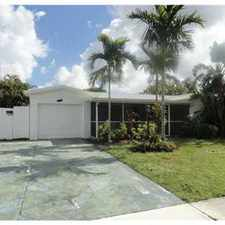 Rental info for awesome margate 4 bedroom rental in the Coral Springs area