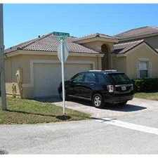 Rental info for MAGNIFICENT 3/2 BEDROOM HOME W/2 CAR GARAGE IN GAT in the Margate area