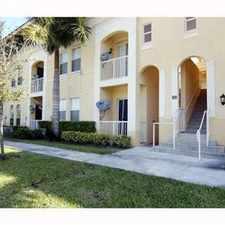 Rental info for Beautiful Courtyard Style Condo in Miramar in the Miramar area