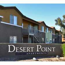 Rental info for Desert Point