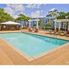 Rental info for Moanalua Hillside Apartments