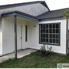 Rental info for Excellent location near Elementary and Middle schools. Close to shopping, bus lines, and Restaurants. Call Barry today to schedule a viewing of this one and other properties. 210 836-5154 in the Woodlawn Hills area