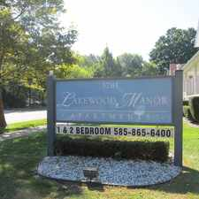 Rental info for Lakewood Manor