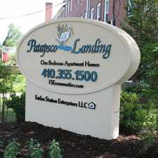 Rental info for Patapsco Landing in the Curtis Bay area