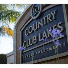 Rental info for Country Club Lakes in the Beach Haven area