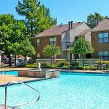 Rental info for Rock Creek in the Memphis area