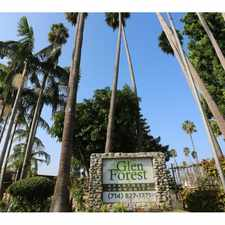 Rental info for Glen Forest in the Anaheim area